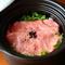 最旬の美味しさを提案してくれる『本日の土鍋ご飯』