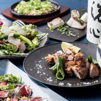 【秋の宴会】Kai本店 醸すの和洋を愉しむ『和洋折衷』コース