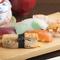 地元産の旬の食材を使った寿司と鍋が絶品。食で四季を楽しめる