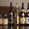 日本酒をはじめビールや焼酎など、寿司に合う10種類のお酒を用意