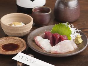 播磨灘の新鮮な魚介を楽しめる『ほろ酔いセット』