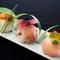 地鶏の手毬寿司
