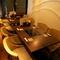 ゆっくりと過ごせる個室席は、接待・会食・各種宴会に最適