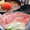 トマトの程良い酸味が牛肉と絶妙にマッチ『トマトすき焼き』