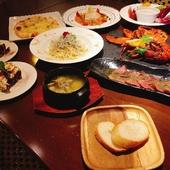 美味しいお料理とお酒で楽しい時間をお過ごしください