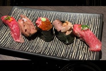 【11月限定】肉寿司祭り!
