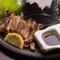 噛みしめるごとに広がる素材の魅力『ほんまにうまい! 紀州赤鶏炙りたてタタキ』