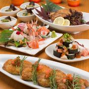 ●季節のお野菜&お魚・お肉 ●海苔 ●土鍋ご飯(一合) ●椀物
