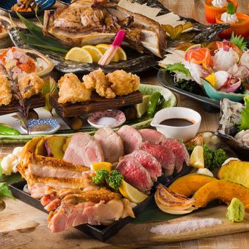 【お昼限定コース】選べるお食事付き『昊のランチコース』