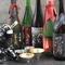 様々な地域から取り寄せた日本酒をご賞味ください