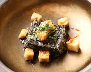 胡麻豆腐の新たなおいしさに驚く!  『石窯焼き胡麻豆腐』