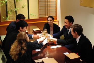 三種類から選べる、2時間半飲み放題付で各種宴会に最適な『ご宴会プラン』