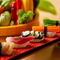 彩りの豊かさが魅力の『野菜会席』