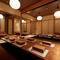 最大32名様まで対応できる、広い個室