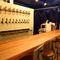 飲み比べが楽しい! 常時8種以上の国産クラフトビールをご提供
