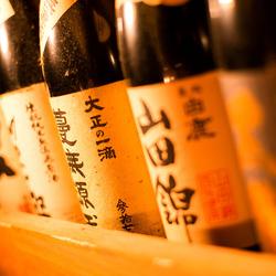 ※+800円で銘柄日本酒も飲み放題に!