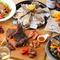 当店自慢の牡蠣、お肉を存分にお楽しみいただけるコース。看板メニューのラムチョップ×人数分付!