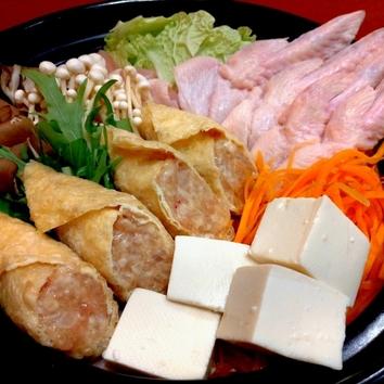 焼肉+鍋コース(前日までの予約のみ)