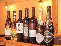 ロシアだけでなく、グルジアやルーマニアなど各国の珍しいワイン