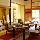 大小さまざま、用途とお好みに合わせた個室席をご用意