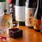 日本全国から選りすぐりの地酒がラインナップ