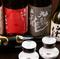 厳選して取り寄せた希少な銘柄の日本酒と中国料理の味わいは格別