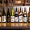 辛口をメインにさまざまな日本酒をラインナップ