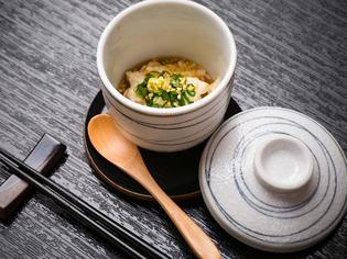 もっちりとした豆腐の食感を味わう『自家製もっちり豆腐』