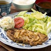 日替わりランチ(限定20食)は税込み500円のワンコイン