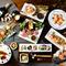 和食がベースのフュージョン料理コース『たぬきメインのコース』