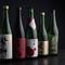 地元・福岡の銘柄を中心に全国から集められた日本酒