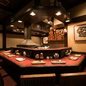 観光や出張に最適。大阪の活気とこだわりも味わえる串カツ専門店