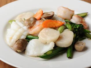 食感も味も美味しい、中国の緑黄色野菜「カイラン」