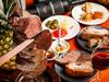 シュラスコ(肉・その他)全11種にサラダ・一品料理・ライス・スープ等はビュッフェスタイルで食べ放題