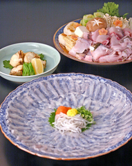 伝統を守り続け、旬の鮮魚と旬食材をふんだんに盛り込んだお料理をご堪能ください。