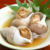 バイ貝の煮物
