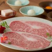 A5ランク黒毛和牛のみに限定した極上焼肉&創作肉料理が評判