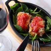 「鮮魚」「肉」「野菜」。日本の食材でつくるイタリアの郷土料理