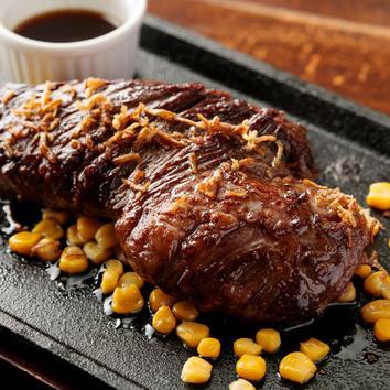 【2時間飲み放題】1万食突破!若姫牛ハラミステーキコース