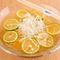 太田牛の出汁のスープは飲み干してしまうほど『すだち冷麺』