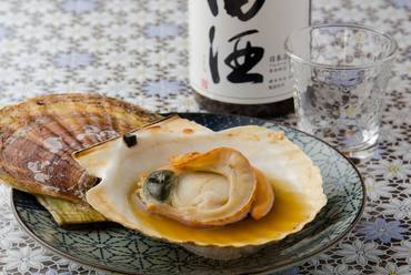 大きな活貝を最高の美味しさで楽しめる! 『ほたて焼き』