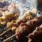 新鮮なモツを炭火でこんがり。さっぱりとした特製ダレがサワーによく合う『モツ焼』