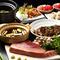 葱鮪鍋と【一丸】自慢の1品料理がセットになった、味わい深いコースです。