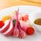 日本食材でつくる、オーセンティックなイタリア料理を味わう