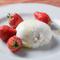 四季折々の果物と濃厚チーズのマリアージュ『ブッラッターチーズと季節のフルーツ』