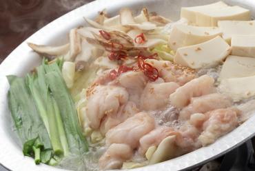 もつと野菜の旨みをまるごと堪能『博多もつ鍋 味噌/醤油/しお』
