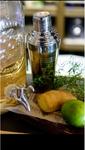 生姜とライムの香りを活かしてさわやかに仕上げました!