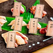 """【暑い夏にはスタミナ『鶏焼肉』】""""焼肉スタイル""""で味わう新鮮地鶏―希少部位もお楽しみ頂けます◎"""