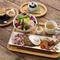 茶蔵坊のロコモコハンバーグ