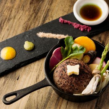 【全16品】一番人気!黒毛和牛ステーキ付きフルコース